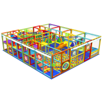 Indoor Playground 8x7x2.5m