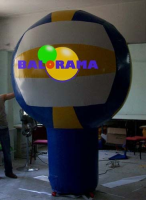 Inflatable Advertising Ball