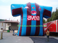Inflatable Balloon Jersey