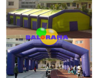 Inflatable Balloon Tent 20x12x5m