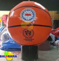Inflatable Basketball Ball