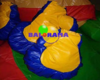 Inflatable Boxing Ring Gloves - 2 Pieces