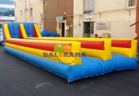 Inflatable Bungee Run 11x3.5x2.5m