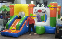 Inflatable Cat Combo 4.5x5.5x3m