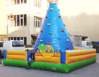 Inflatable Climbing Mount 6x6x5m