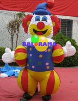 Inflatable Clown 3m