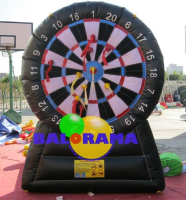 Inflatable Dart 2x3m