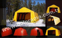 Inflatable Emergency Response Tent 50m²