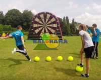 Inflatable Foot Darts 4x4m