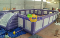 Inflatable Football Field 10x20x2.5m