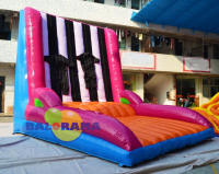 Inflatable Game Bounce Snap 5x4x4m