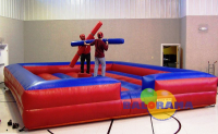 Inflatable Gladiator 6x6m