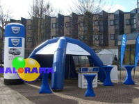 Inflatable Launch Tent 8x8x4m