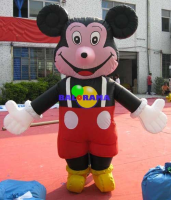 Inflatable Mascot Mouse 3m