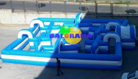 Inflatable Maze Game 11x11x2.5m
