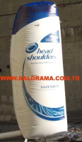 Inflatable Model Head & Shoulders