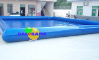 Inflatable Pool 10x10x0.5m
