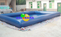 Inflatable Pool 10x8x0.5m