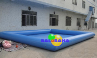 Inflatable Pool 8x8x0.5m
