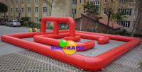 Inflatable Race Track 10X10X2.5m