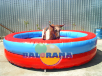Inflatable Rodeo 6x6m