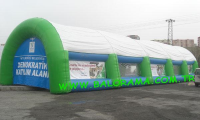 Inflatable Show Tent 30x10x5m