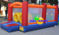 Inflatable Track Eco Series Playground