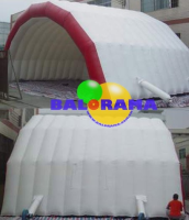 Inflatable Tunnel Tent 6x6x4m