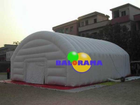 Inflatable Tunnel Tent Inflatable Indoor 10x6x4.5m