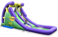 Inflatable Water Slide Eco Model
