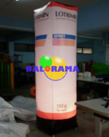 Lighted Balloon Tube Aso 2.5m