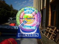 Mentos Inflatable Advertising Balloon
