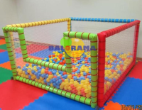 Meshed Ball Pool 2x2x1m