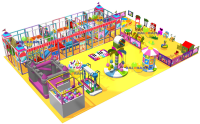 Mix Playground Design 650m²