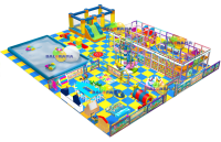 Ocean Themed 320 m² Softplay Area