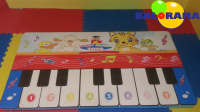Piano Electronic with Softplay Sensor