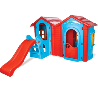 Play House Double with Slide