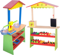 Roofed Grocery Set I