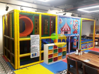 Soft Play Playground 6x2x2.2m
