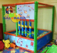 Softplay Ball Pool 2x2x2m