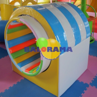 Softplay Hamster Cage Electronic