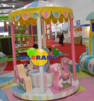 Softplay Indoor Carousel
