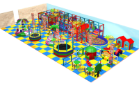 Softplay Playground 242m²