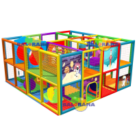 Softplay Playground 4x4x2.3m