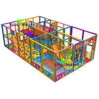 Softplay Playground 8x5x2.5m