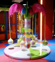 Softplay Rotating Palm Electronic