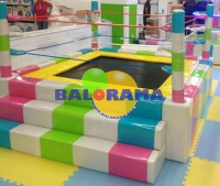 Softplay Trampoline 2.5x3x1.5h