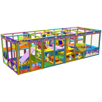 Space Adventure Game Park 8x3x2.5m