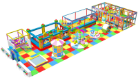 Space Soft Play Playground 23x8m