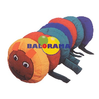Sponge Caterpillar Mattress